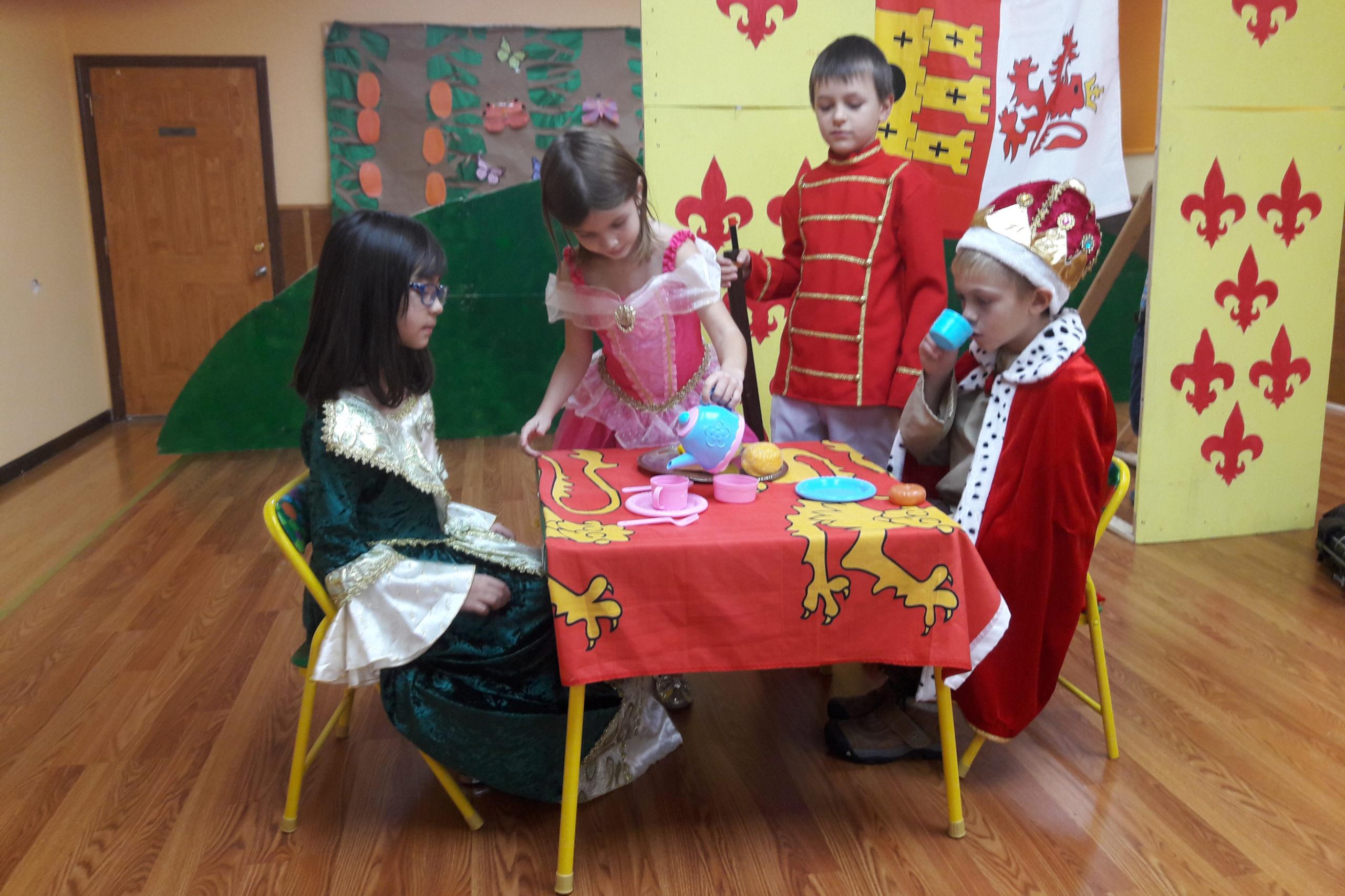 Russian Childrens Theater Studio Malenkaya Kompaniya